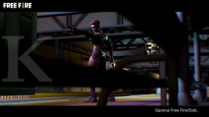 Xayne Karakter Baru di Game Free Fire, Update Sekarang Untuk Dapatkan Hero Ini