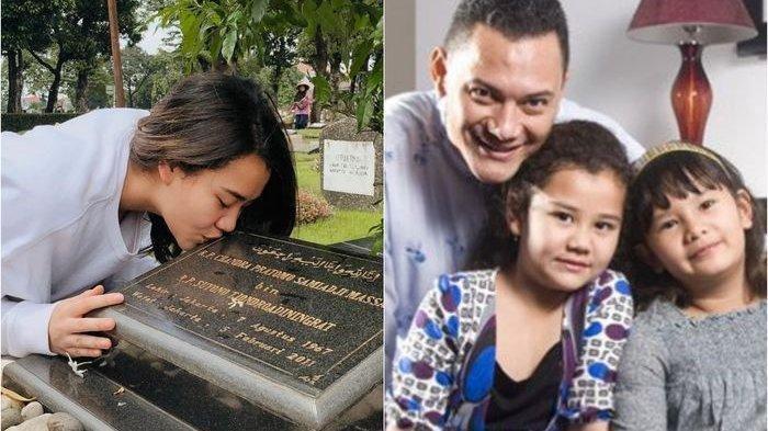 Hadir di Ultah Sang Kakak, Sosok Keanu Anak Angelina Sondakh dan Adjie Massaid Jadi Sorotan