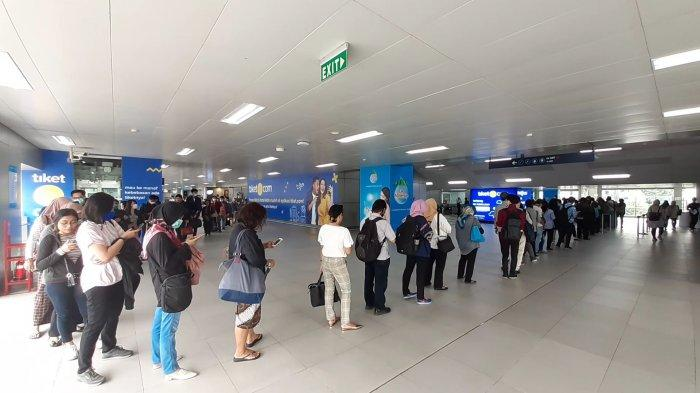PSBB Masa Transisi, Inilah Jadwal Perubahan Operasional MRT Jakarta