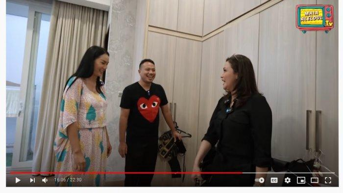 Menilik Kamar Vicky Prasetyo dan Kalina Oktarani, Benda Tergantung Ini Buat Penasaran Maia Estianty