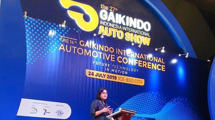 Genjot Industri Otomotif, Pemerintah Indonesia Berikan Sejumlah Insentif untuk Bos Otomotif