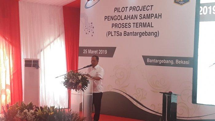 Menristek Dikti Usulkan PLTSa Diterapkan di Seluruh Indonesia