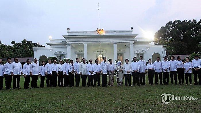 Presiden Jokowi Diminta AngkatWakil Menteri dari Profesional di Sejumlah Kementerian