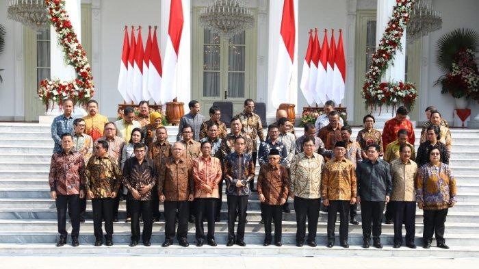 Jokowi Reshuffle Kabinet Lagi, KSP Bocorkan Waktunya, Menteri Ini Layak Direshuffle Menurut Survei