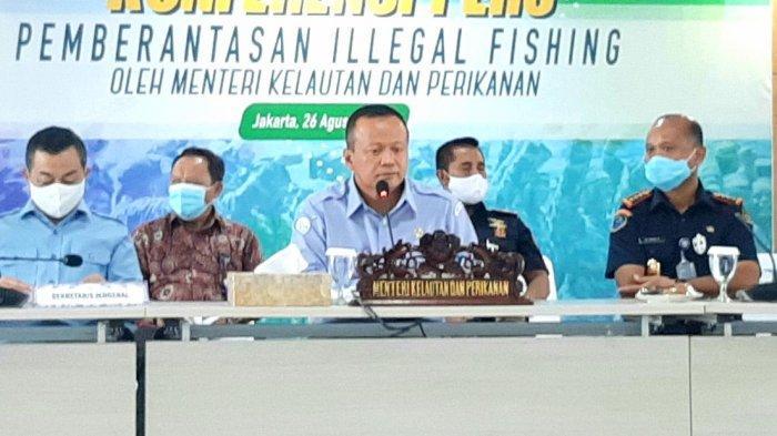 Kementerian Kelautan dan Perikanan Sita 71 Kapal Nelayan Asing yang Curi Hasil Laut Indonesia