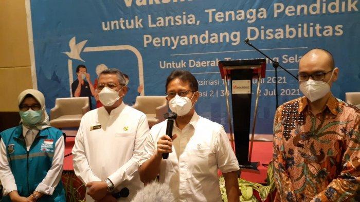 Vaksinasi Covid-19 di Indonesia Baru Rampung 7,5 Persen, Masih Terkendala Ketersediaan Vaksin