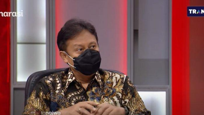 Respon Menkes Budi Gunadi soal Vaksin untuk Pejabat Lebih Bagus, Najwa Shihab Soroti Presiden Jokowi
