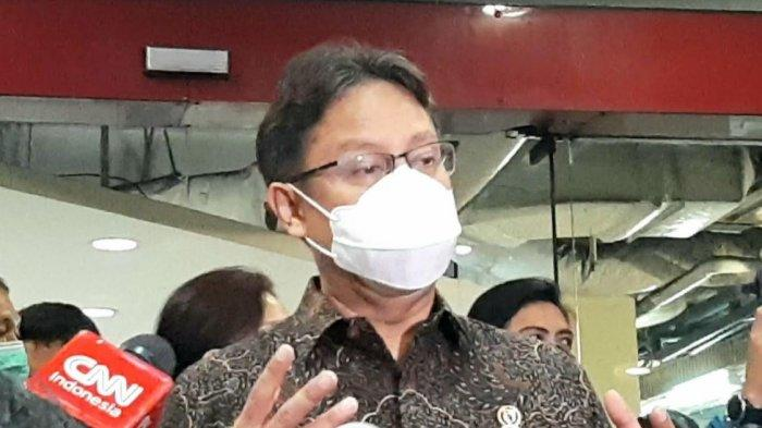 Menteri Kesehatan Pesan ke Masyarakat Agar Tidak Menolak Vaksin Covid-19