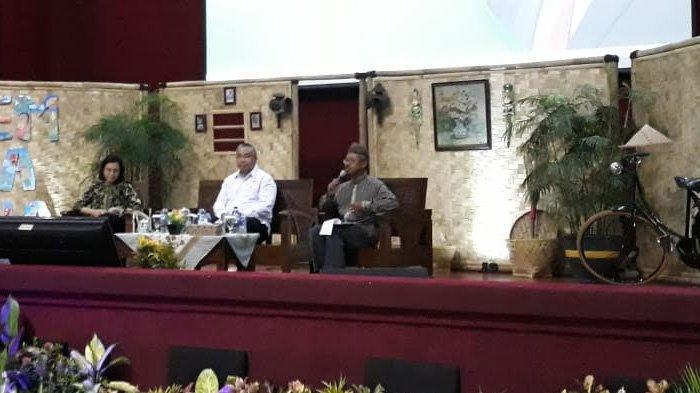 Menteri Sri Mulyani Minta Mahasiswa Tak Bermental Menara Gading
