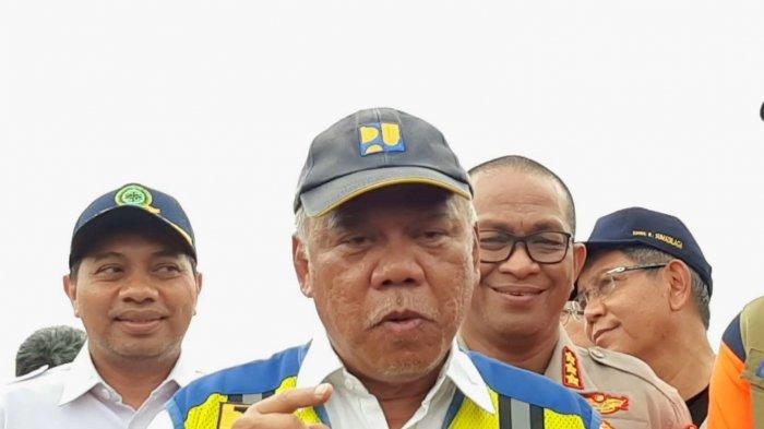 Menteri PUPR Sindir Gubernur DKI Jakarta Anies Baswedan Terkait Normalisasi Sungai Ciliwung
