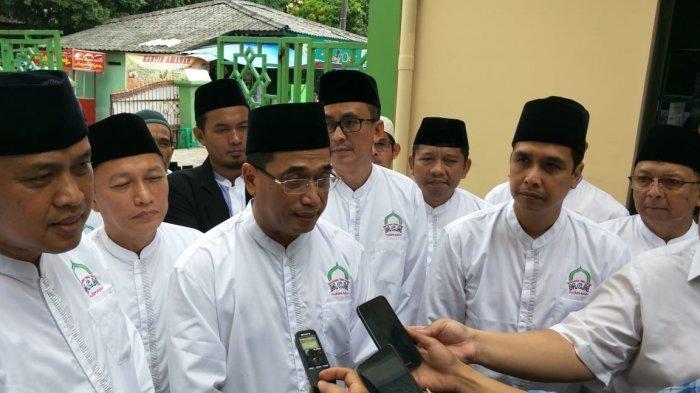 Menhub Budi Karya: Masjid Harus Bebas dari Kegiatan Politik