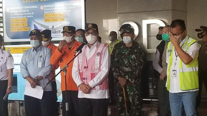 Menteri Budi Minta Korban Sriwijaya Air Dimakamkan di Daerah Asalnya Masing-masing