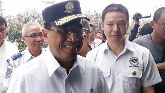 Begini Tanggapan Menhub Soal Gugatan Keluarga Korban Pesawat Jatuh Lion Air PK-LQP