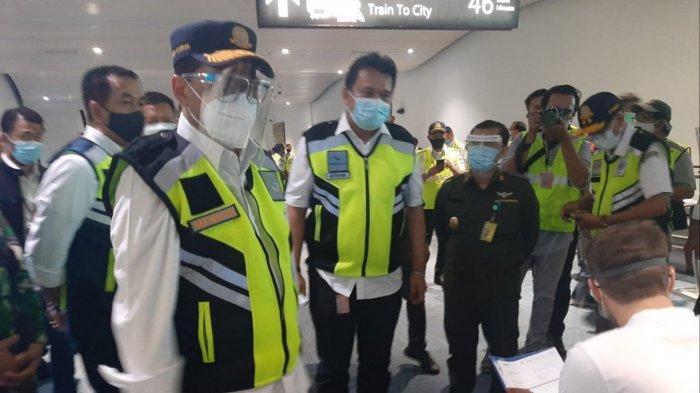 Aktivitas Penerbangan di Bandara Soekarno-Hatta Lebih Membludak Saat Arus Balik Libur Panjang
