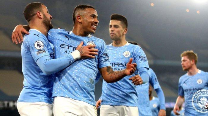 FINAL Carabao Cup: Manchester City Juara 4 Musim Beruntun, Spurs Tak Berkutik di Partai Puncak