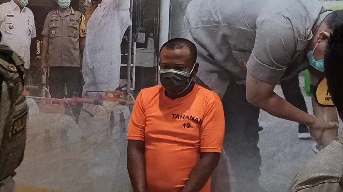 BREAKING NEWS Potong Uang Bansos untuk Sopir Angkot, Timer di Terminal Tanjung Priok Ditangkap