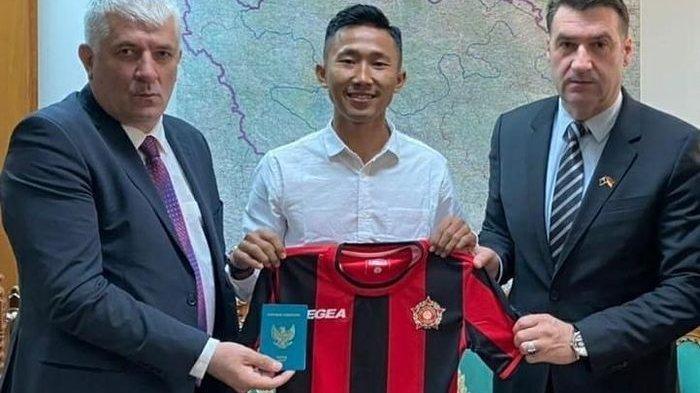 Pemain Berbakat Indonesia Gabung Klub Eropa: 'Son Heung-Min Indonesia' Disambut Eks Rekan Setim