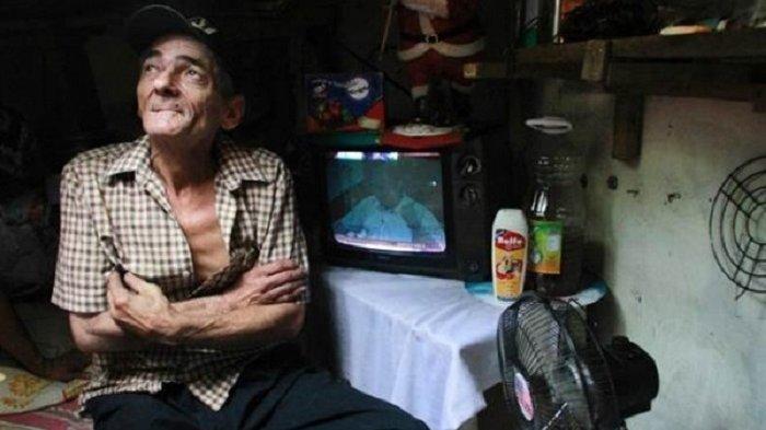 Pasutri Tinggal di Dalam Selokan Selama 22 Tahun, Keduanya Sama-sama Mantan Pecandu Narkoba