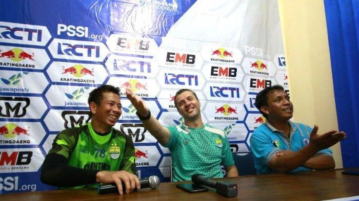 Tak Mampu Menang di Laga Perdana: Miljan Radovic Bela Diri, Begini Respons Kapten Persib