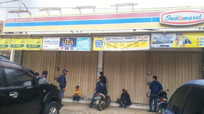 Pegawai Minimarket di Bekasi Disekap Perampok, Uang Puluhan Juta Raib Dibawa Kabur