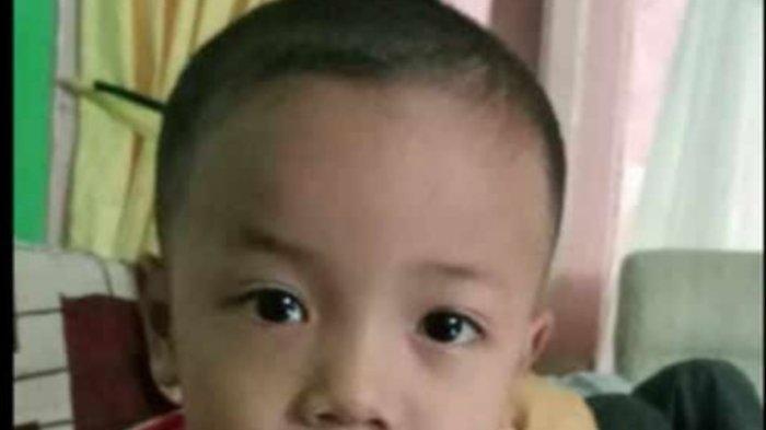 Hamizan Hadid Kamali (5) atau Mizan yang dilaporkan hilang oleh keluarganya sudah ditemukan di dasar sumur tua di dekat rumahnya di Kampung Baru Ciaul Cibodas RT 01/RW 17, Cisarua, Cikole, Kota Sukabumi, Kamis (7/10/2021) siang.