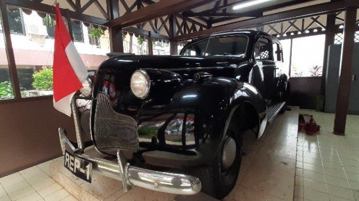 Kisah Unik Dibalik Mobil Dinas Presiden Pertama Indonesia: Mobil Paling Bagus di Jakarta Tahun 1945