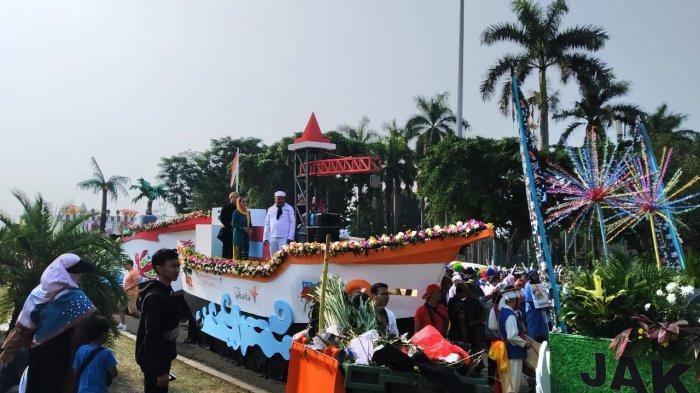 Menang Lomba Jakarnaval 2019, Wali Kota Jakarta Utara: Ini Prestasi Luas Biasa