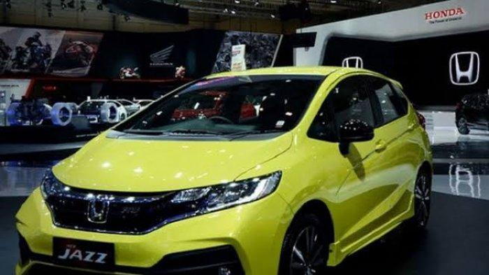 Harga Terbaru Mobil Honda saat PPnBM 0 Persen Berlaku: Honda Jazz Seharga Mobilio
