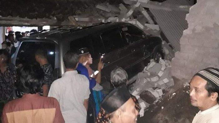 Kapolsek Tabrak Rumah Warga: Mobil Kencang, 2 Orang Tewas, Berhalusinasi, Kapolres Ungkap Ini