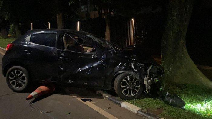 Kecelakaan Maut di Kebayoran Baru, Anggota TNI Tewas Ditabrak Mahasiswa yang Diduga Mabuk