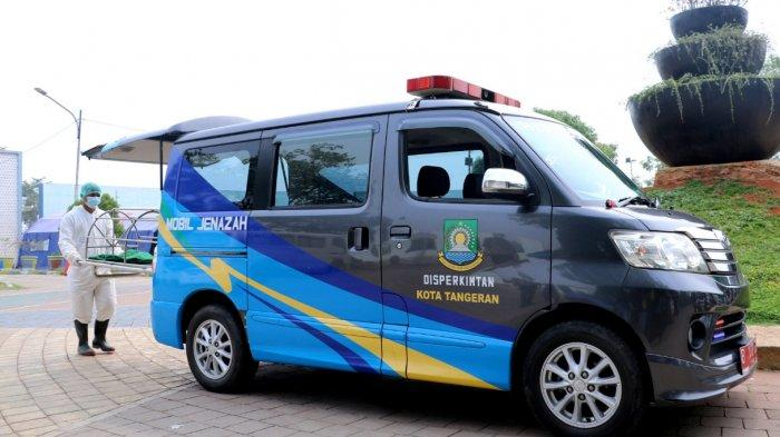 Mobil Operasional Pemkot Tangerang Disulap Buat Angkut Jenazah Covid-19