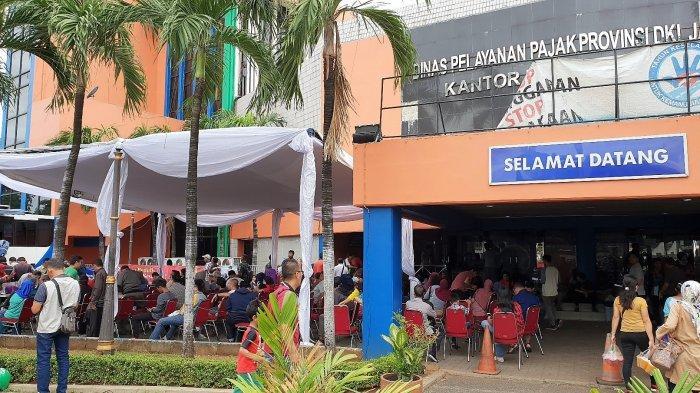 Malam Tahun Baru, Samsat Jakarta Timur Buka Pelayanan Hingga Pukul 24.00 WIB