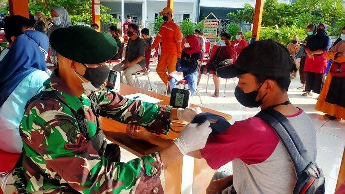 Mobil Vaksinasi Keliling Covid-19 Sasar Warga RW 11 Sunter Jaya, Dalam Sehari Salurkan 250 Dosis