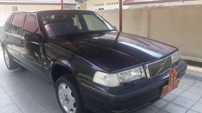 Melihat Mobil Volvo Pemberian BJ Habibie untuk Sang Jenderal Besar di Museum Sasmitaloka AH Nasution