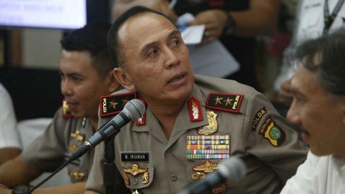 Komentar Ketum PSSI Mochamad Iriawan Terkait Status Tersangka Saddil Ramdani Karena Pengeroyokan