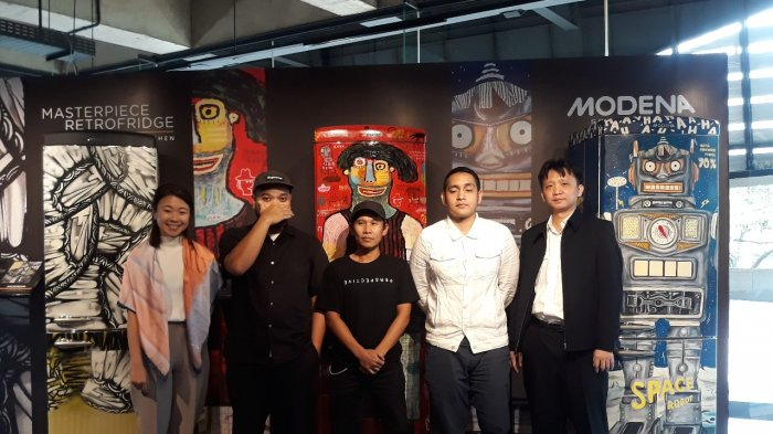 Modena Experience Center Suryo Jakarta Selatan Tawarkan Konsep One Stop Shopping