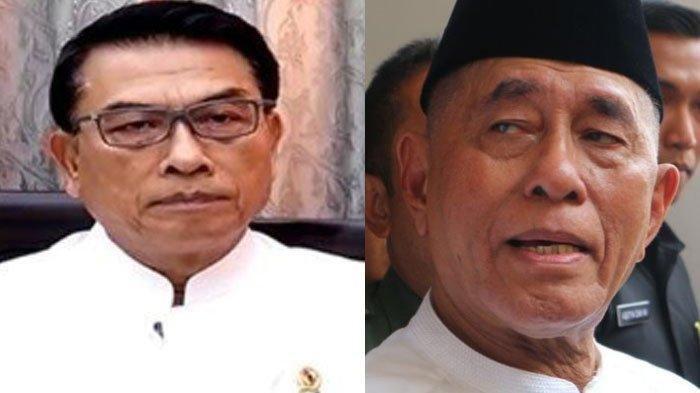 Panglima TNI Minta Soenarko Ditangguhkan, Bisikan Menhan ke Polri dan Moeldoko Ogah Intervensi