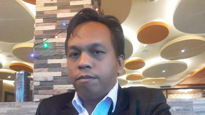 Mohamad Faisal selaku direktur kompetisi Asprov DKI Jakarta