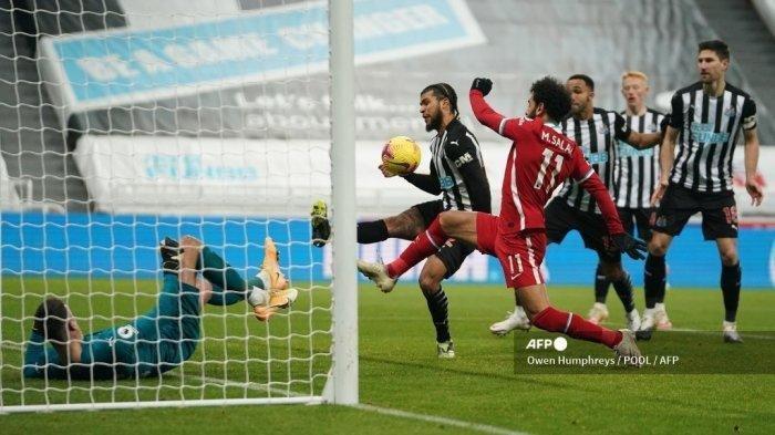 Link Live Streaming Mola TV Southampton Vs Liverpool Malam Ini, Waspada Striker Maut Eks The Reds