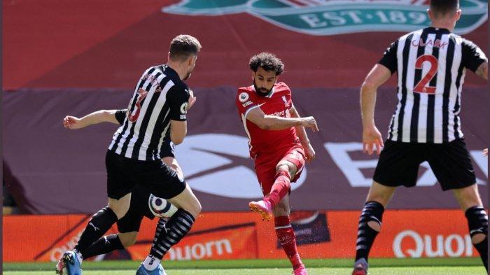 Liverpool Vs Newcastle: Kemenangan di Depan Mata The Reds Digagalkan di Menit Akhir