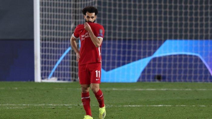 Kalah Telak di Kandang Real Madrid, Juergen Klopp: Liverpool Memang Tidak Layak Menang