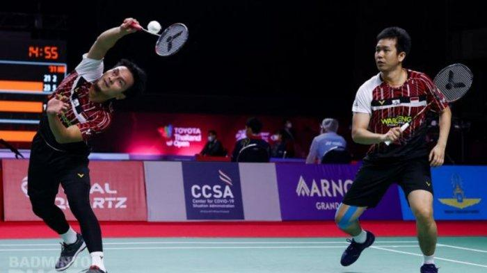 CEK Live Streaming TVRI BWF World Tour Finals 2020, Rabu (27/1): 5 Wakil Indonesia Siap Berlaga