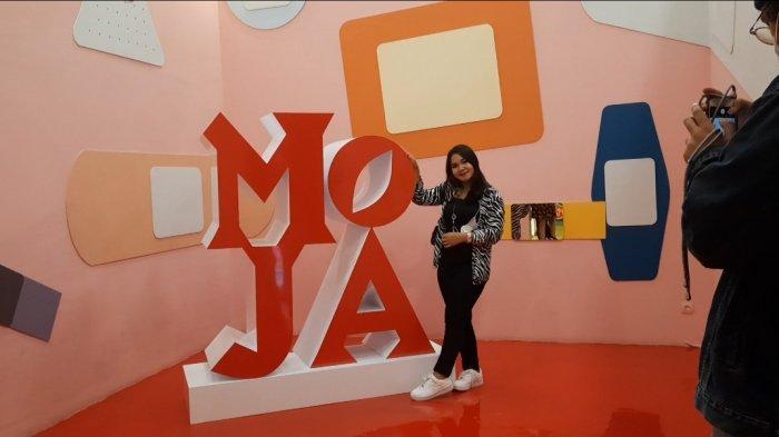Moja Museum, Tempat Anak Gaul Jakarta Melihat Instalasi Seni yang Unik Sambil Berfoto