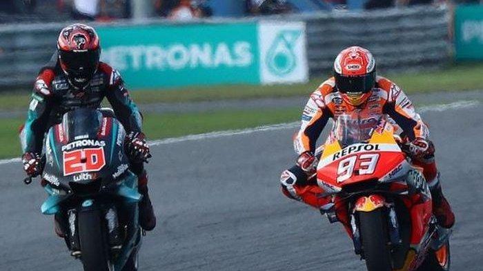 Tonton Via HP, Berikut Link Live Streaming MotoGP Qatar 2021 di Trans7 dan Fox Sports Malam Ini