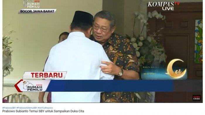 SBY Beri Saran Cara Menangkan Pilpres, Demokrat: Pak Prabowo Mungkin Dapat Masukan Lain