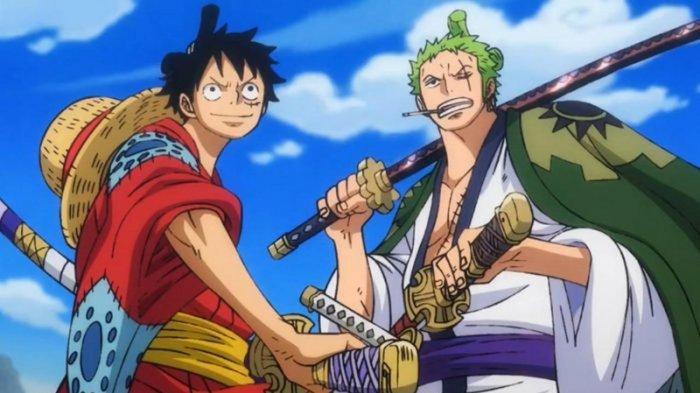 Jadwal dan Spoiler Manga One Piece Episode 1029, Monkey D Luffy Bakal Dapat Bantuan di Onigashima