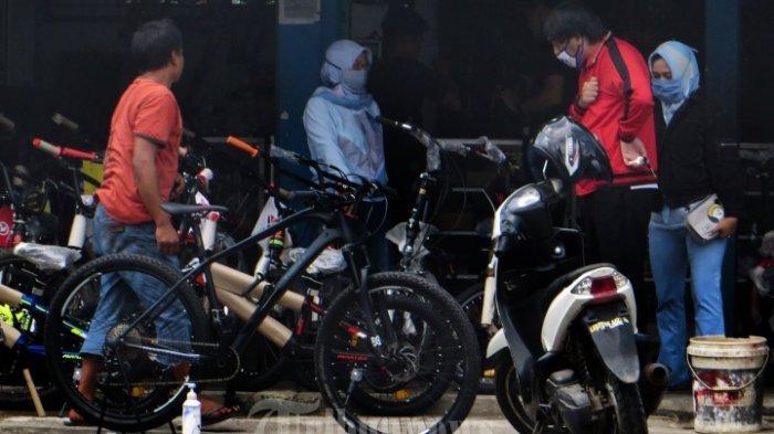 Desain Kekininian, Berikut Harga Sepeda Lipat Pacific Dart Awal 2021