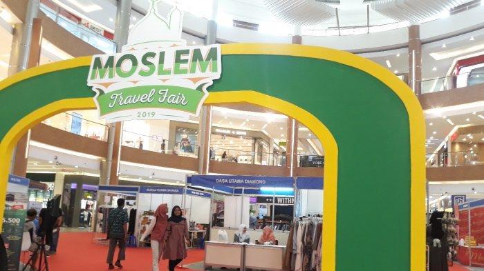 Promo Paket Perjalanan Wisata Islami di Moslem Travel Fair 2019
