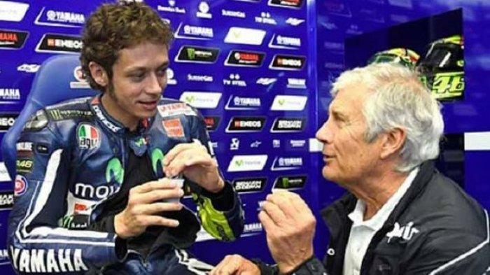 Jadwal MotoGP 2021 Seri 7 MotoGP Spanyol, Valentino Rossi Diminta Berani Katakan Pensiun
