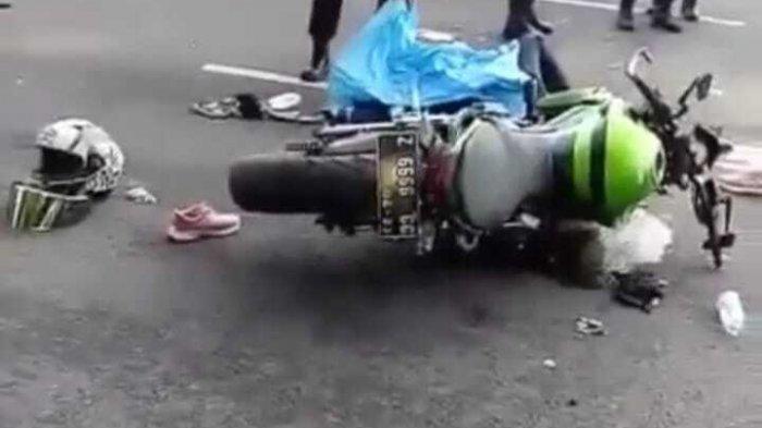 Insiden Kecelakaan Maut di Bintaro, Keluarga Minta Polisi Lakukan Ini: Moge Hancur Jadi 2 Bagian